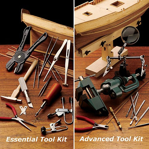 Individual Tools For Ship Modelers
