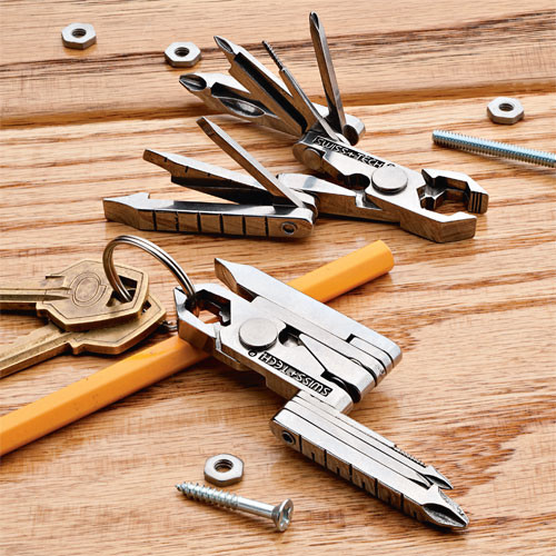 19-in-1 Key Ring Tools