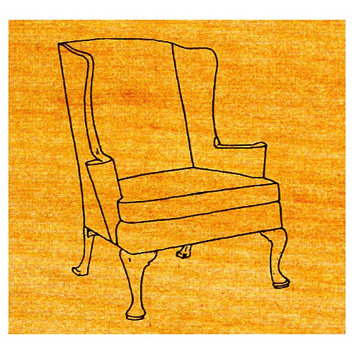 Wing Easy Chair - Stock #M7