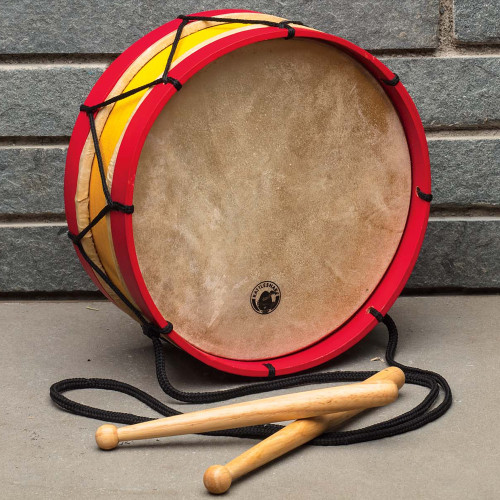 Traditional Toy Drum