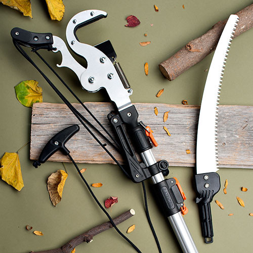 Jumbo Pole Saw & Pruner