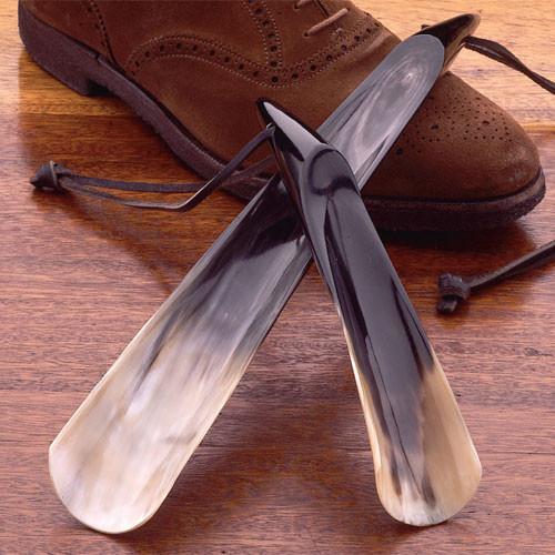 """10"""" Polished Shoe Horn"""