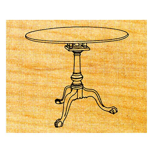 Tilt Top Table - Stock #15
