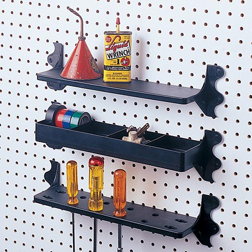 Set Of 5 Shelves