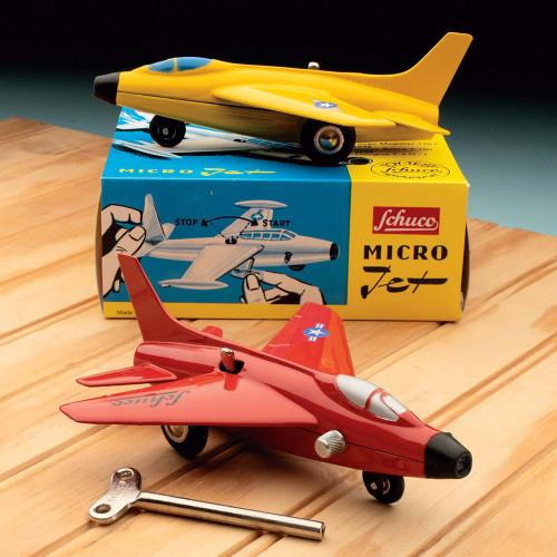Vintage Super-Sabre Jets