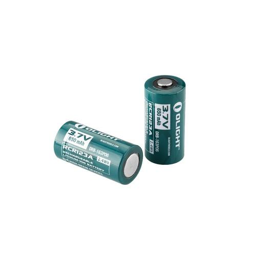 Addit. RCR123A Battery