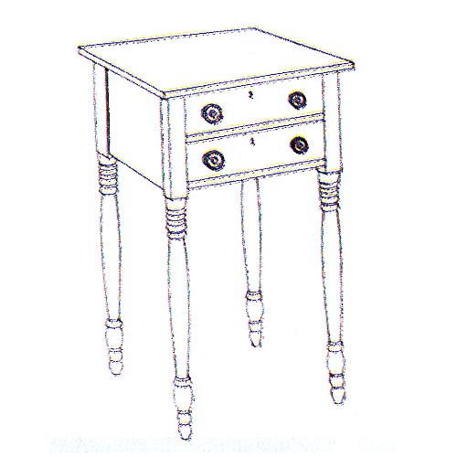 Side Table - Stock #OS5