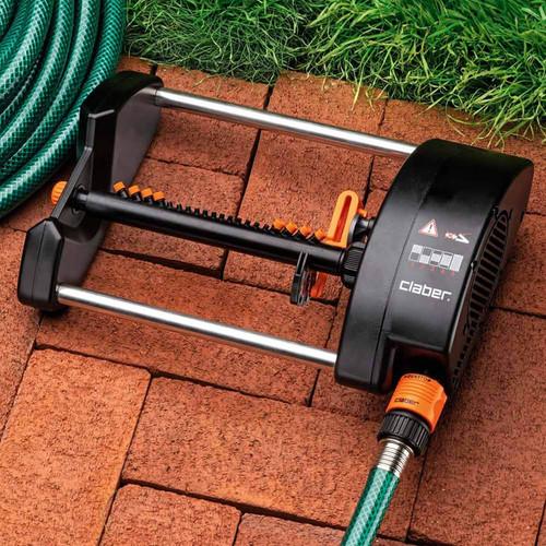 Italian Compact Linear Lawn Sprinkler