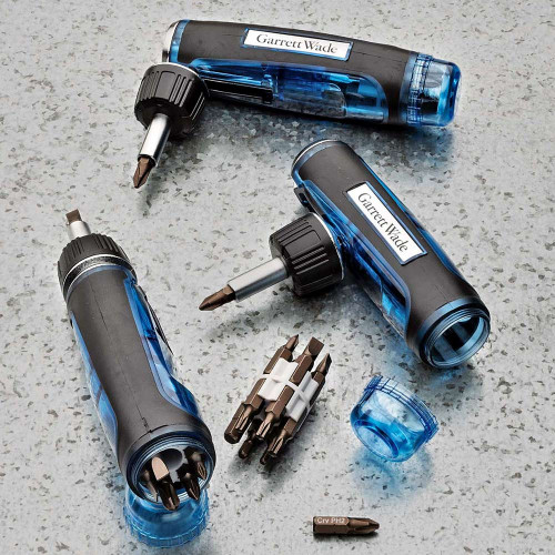 Versatile T-Handle Screwdriver
