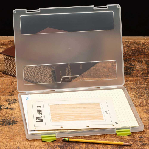 Sturdy Document Cases