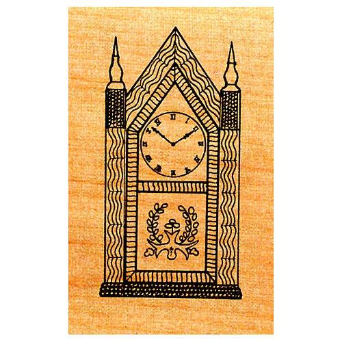Steeple Clock - Stock #68