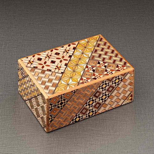 Large Japanese Trick Box (4-Way)