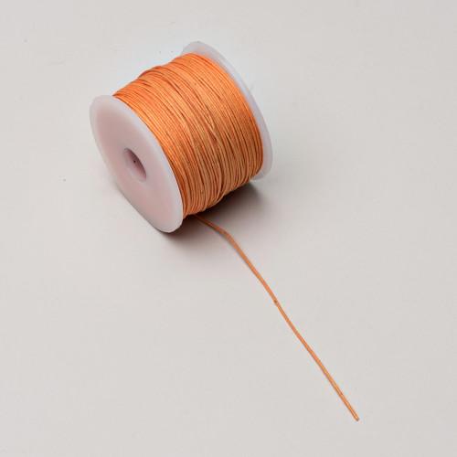 Orange Cotton Cord