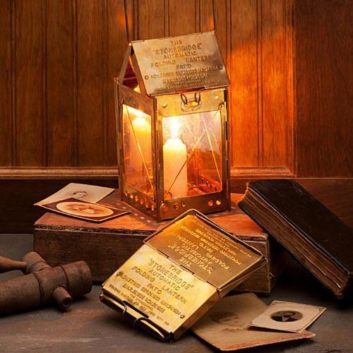 Portable Candle Lantern