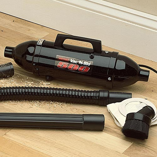 USA Made 500W Hand Held Vacuum