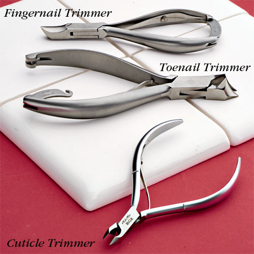 Set of 3 Premium French Trimmers
