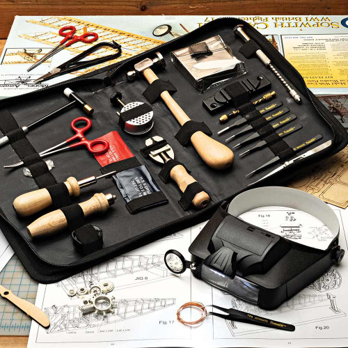 Set of Modeler's & Jeweler's Tools