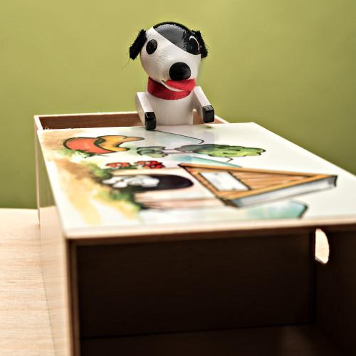 Dog Sleeping Box