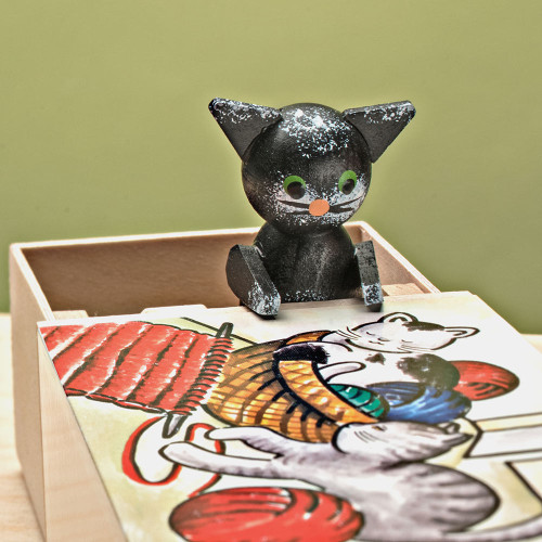 Cat Sleeping Box