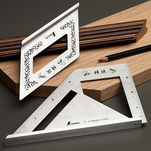 Japanese Style Mitre Square