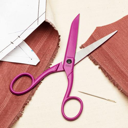 Sewing Scissors Purple