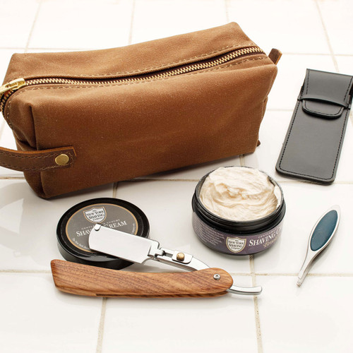 Olive Toiletry Bag