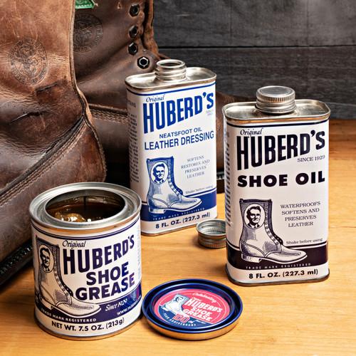 Huberd's Shoe Care
