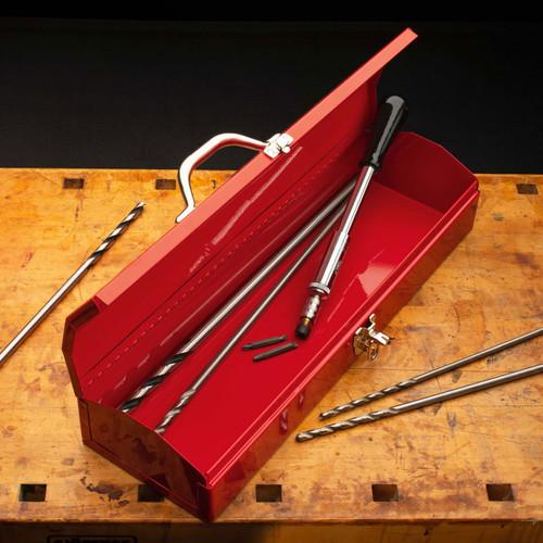 """Red Steel """"Torpedo"""" Toolbox"""