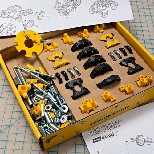 A Build It-Yourself Kit with Limitless Options