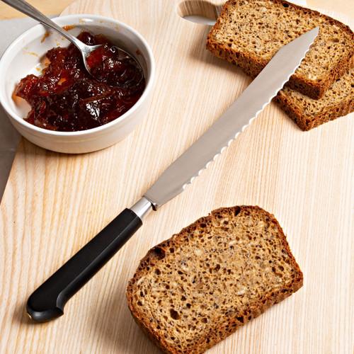 Vintage French Nogent Bread Knife