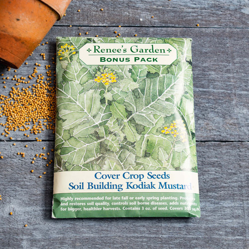 Soil Builder, Kodiak Mustard