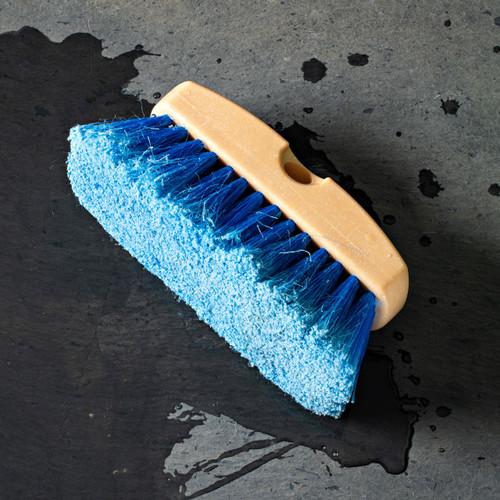 "8"" Oblong Waterflow Brush - Blue Soft"