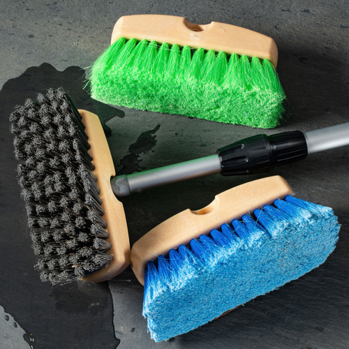 Guttermaster Watering Wand w/3 Brushes