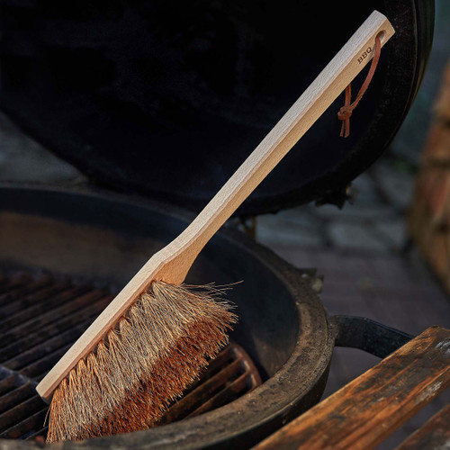 Hand Brush for Grill Ash and Soot