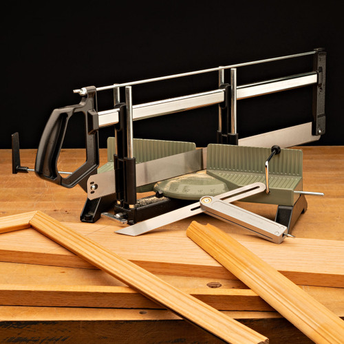 Mitre Saw and Sliding Bevel Pair  + Three Additional Blades