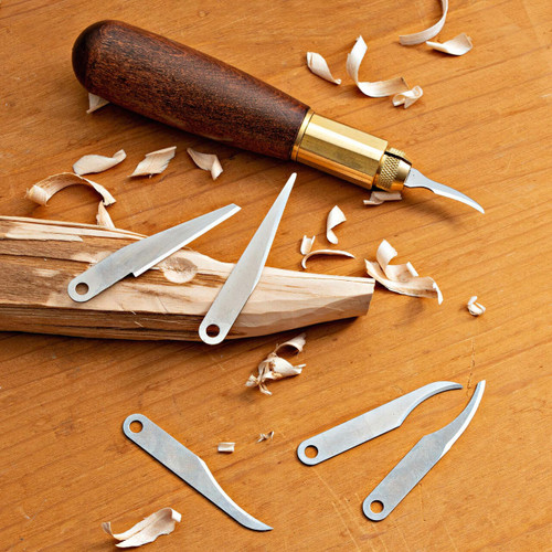 6 in 1 Carving Tools