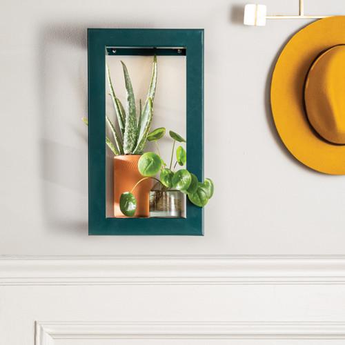 Emerald Portrait Grow Frame
