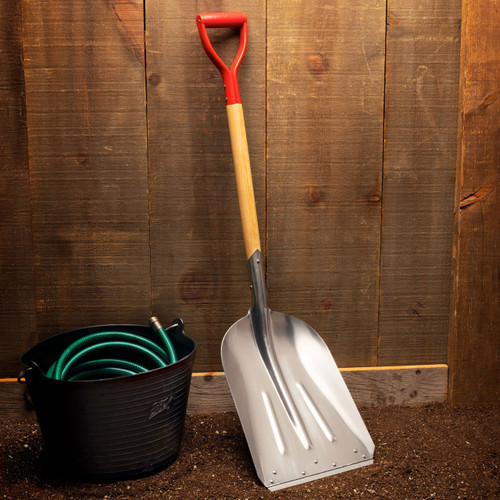 Aluminum 4-Season Shovel