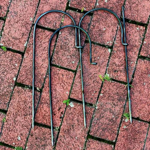 Garden Fence Rod