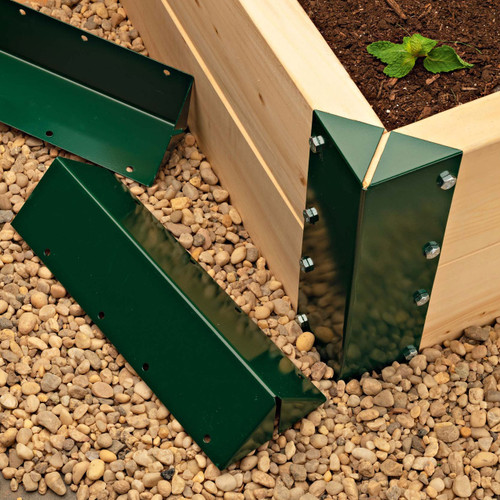 USA Made Raised Garden Bed Corners