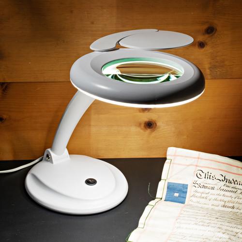 45 SMD LED Magnifying Lamp