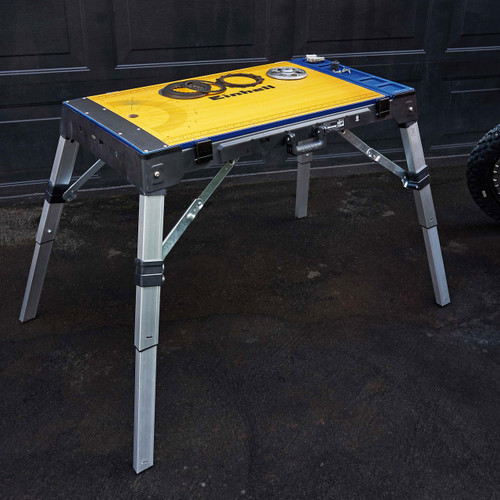 HEAVY-DUTY 4-IN-1 WORK TABLE