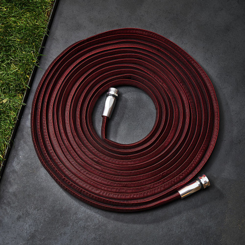 Expandable Garden Hose Red (50-100ft)