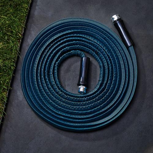 Expandable Garden Hose Blue (25-50ft)