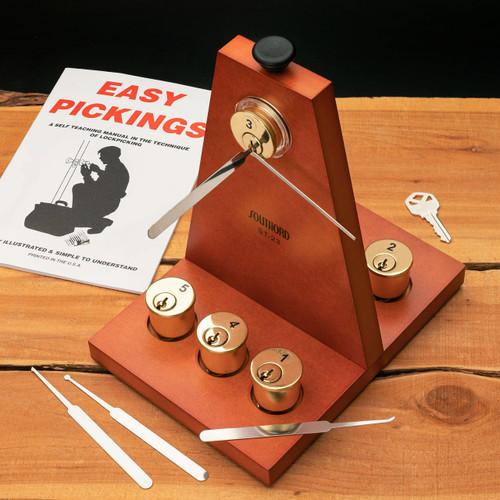 Lockpicking Training Set
