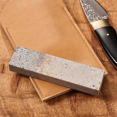 Pocket Stone Soft Arkansas