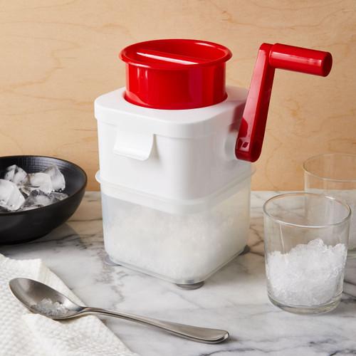 Italian Ice Crusher & Citrus Juicer