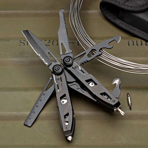 Pocket Multi-Tool with Pliers