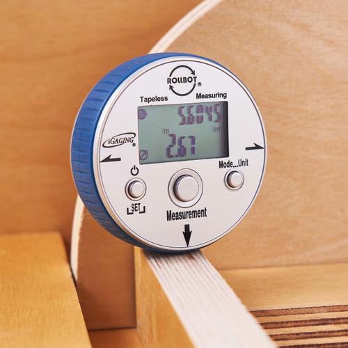 Precision, Digital Rolling Tape Measure
