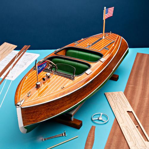 1940 Chris-Craft Barrel Back Boat Kit